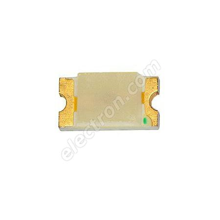 LED SMD vel. 0603 Green Color 300mcd/130° Hebei 0603LGCT