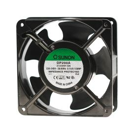 AC Fan 120x120x38mm 230V AC/140mA 44dB SUNON DP200A-2123XST.GN