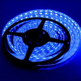 Waterproof LED Strip 5050 Blue - STRF 5050-60-B-IP65 - 1 meter length