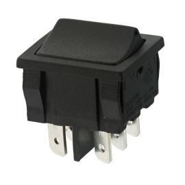 Rocker Switch Arcolectric H8660VBAAA