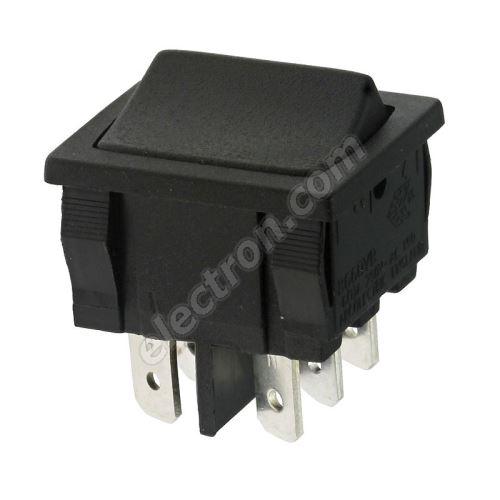 Rocker Switch Arcolectric H8660VBAAA