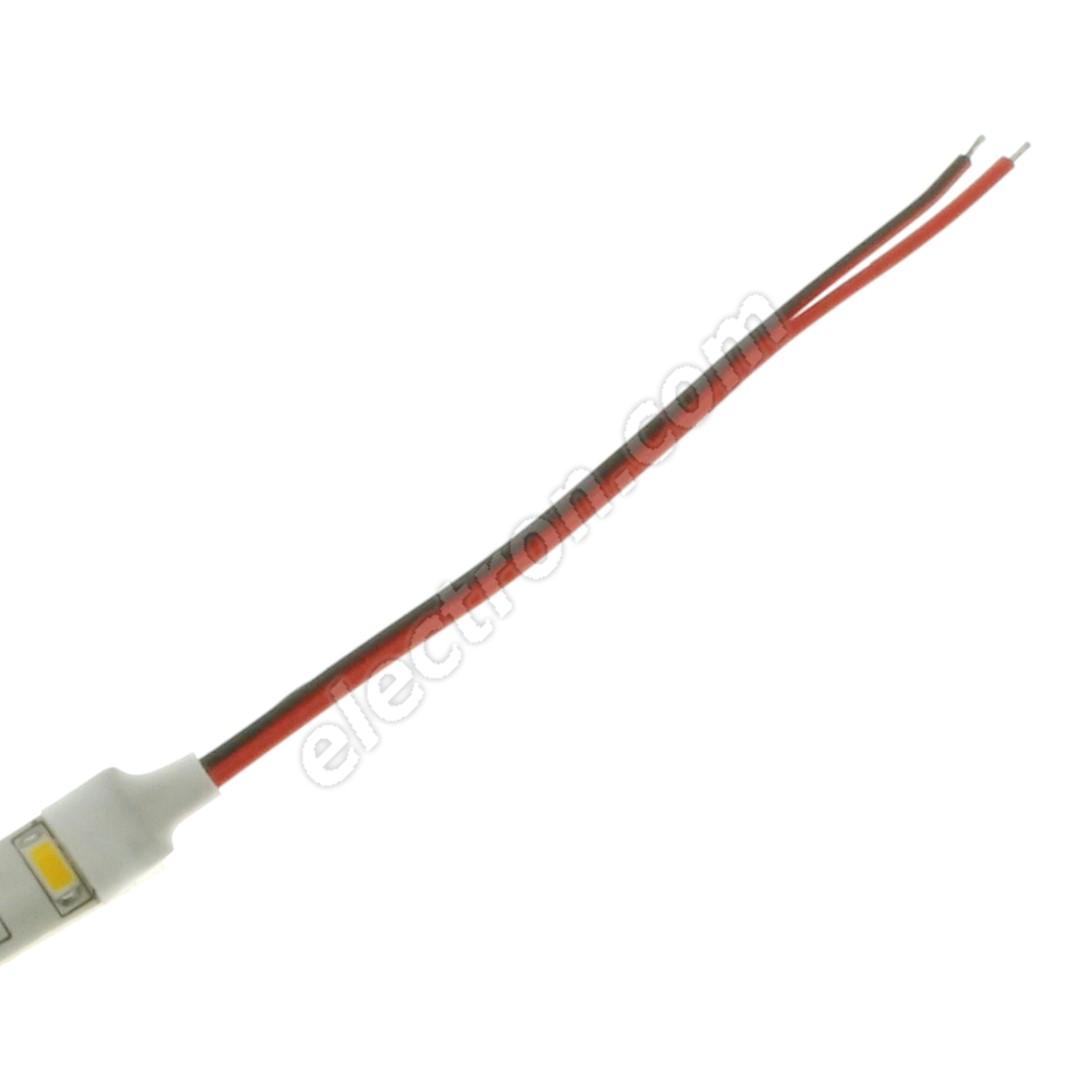 Waterproof LED Strip 5630 Natural White - STRF 5630-60-NW-IP65 - 1 meter length