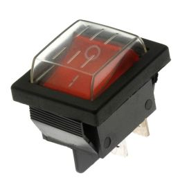 Rocker Switch Jietong IRS-201-1C3D-R/B+ WPC-08