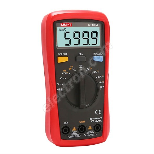 Digital multimeter UNI-T UT133A