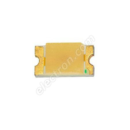 LED SMD vel. 0603 Yellow (Amber) Color 120mcd/130° Hebei 0603KYCT