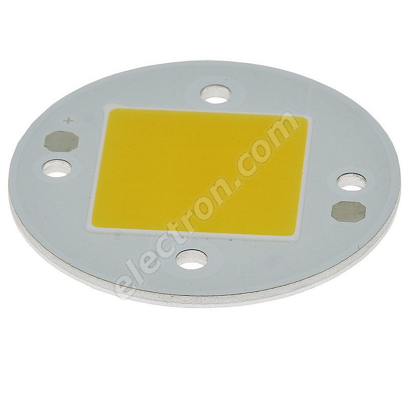 LED 5W COB Warm White Color 400lm/120° Hebei 5VAC9DW3