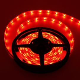 Waterproof LED Strip 5050 Red - STRF 5050-30-R-IP65 - 1 meter length