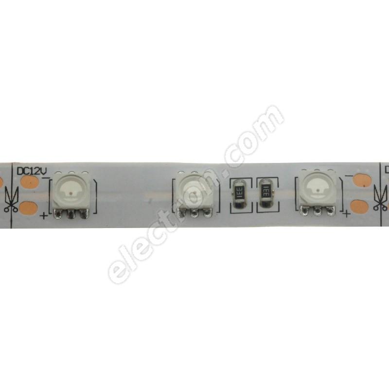 Non-Waterproof LED Strip 5050 Cool White - STRF 5050-60-CW - 1 meter length