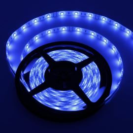 Waterproof LED Strip 5050 Blue - STRF 5050-30-B-IP65 - 1 meter length