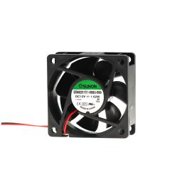 DC Fan 60x60x25mm 12V DC/141mA 33.5dB SUNON EE60251S1-1000U-999