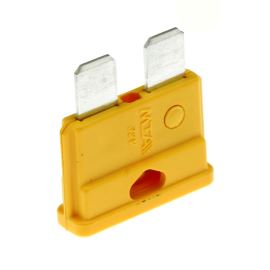 Car Fuse 20A/32V yellow MTA UNIVAL 20A