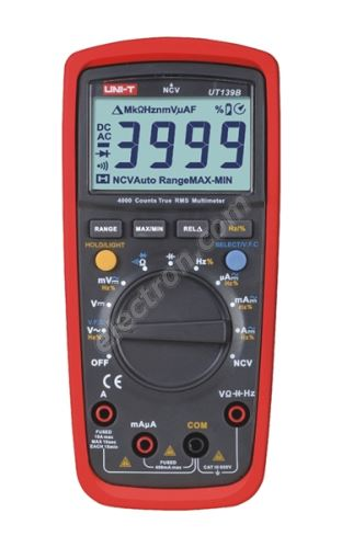 Digital multimeter UNI-T UT139B