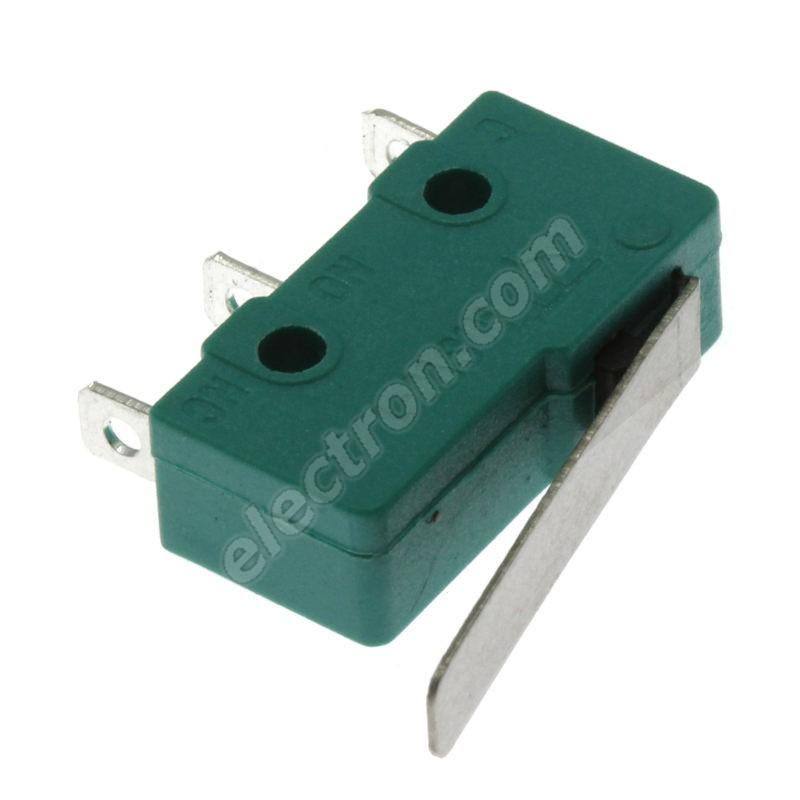Tact Switch Jietong MSW-12 l=22.5mm