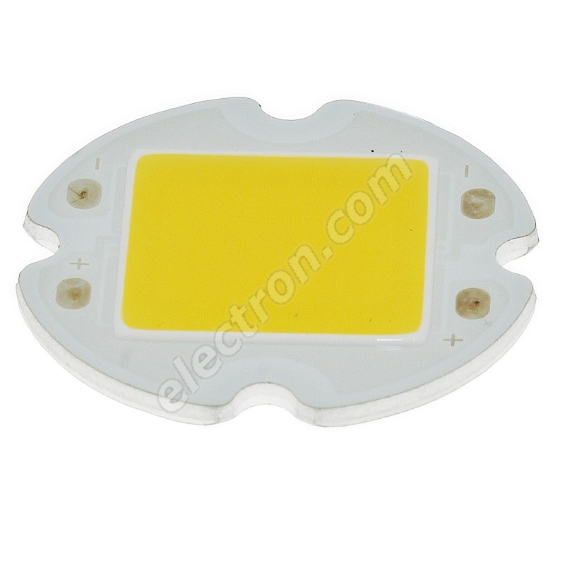 LED 3W COB Warm White Color 240lm/120° Hebei 3VAC9CW3