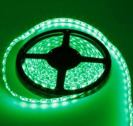 Waterproof LED Strip 5050 Green - STRF 5050-60-G-IP65 - 1 meter length
