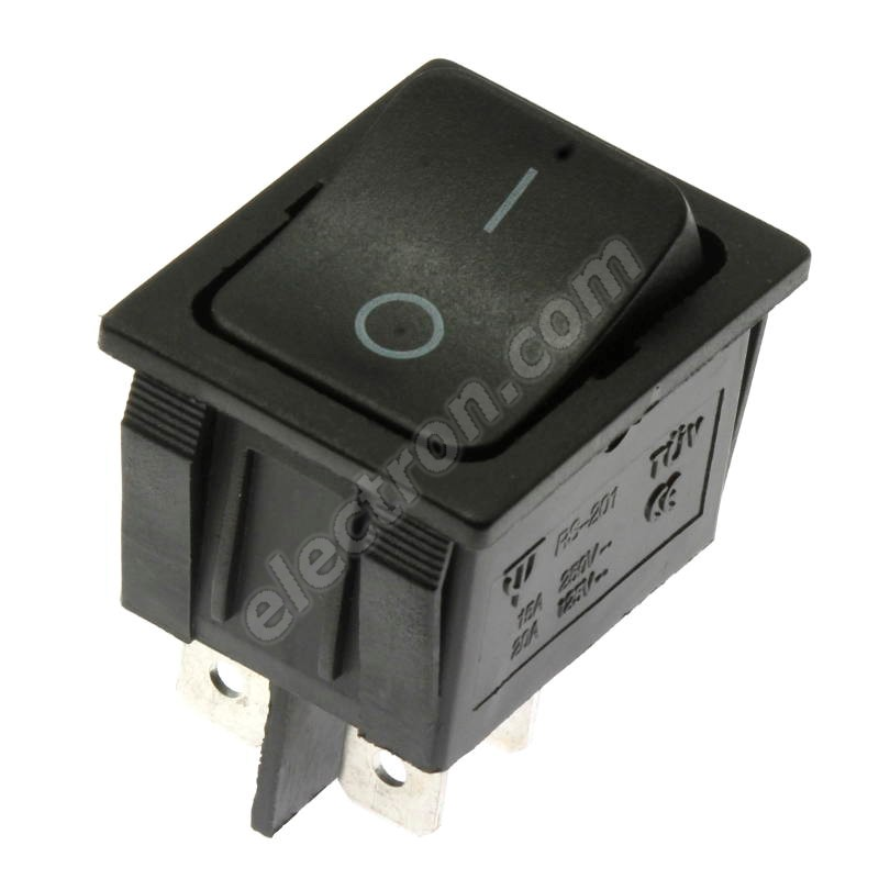 Rocker Switch Jietong RS-201-4C3
