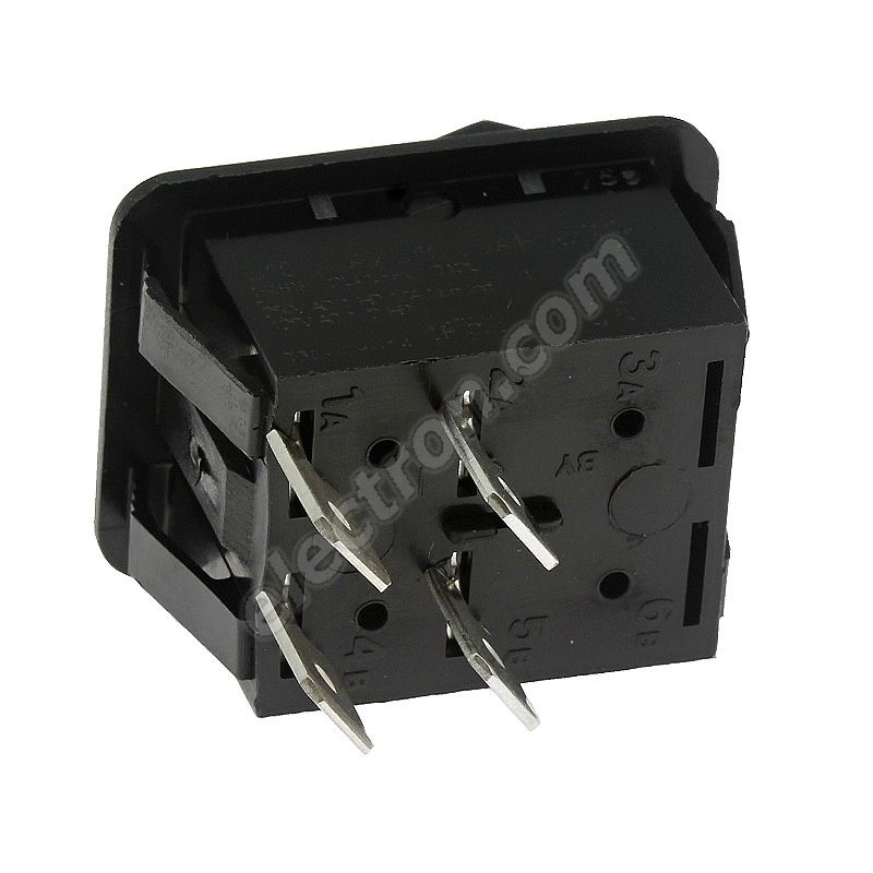Rocker Switch Arcolectric C150TABAAF