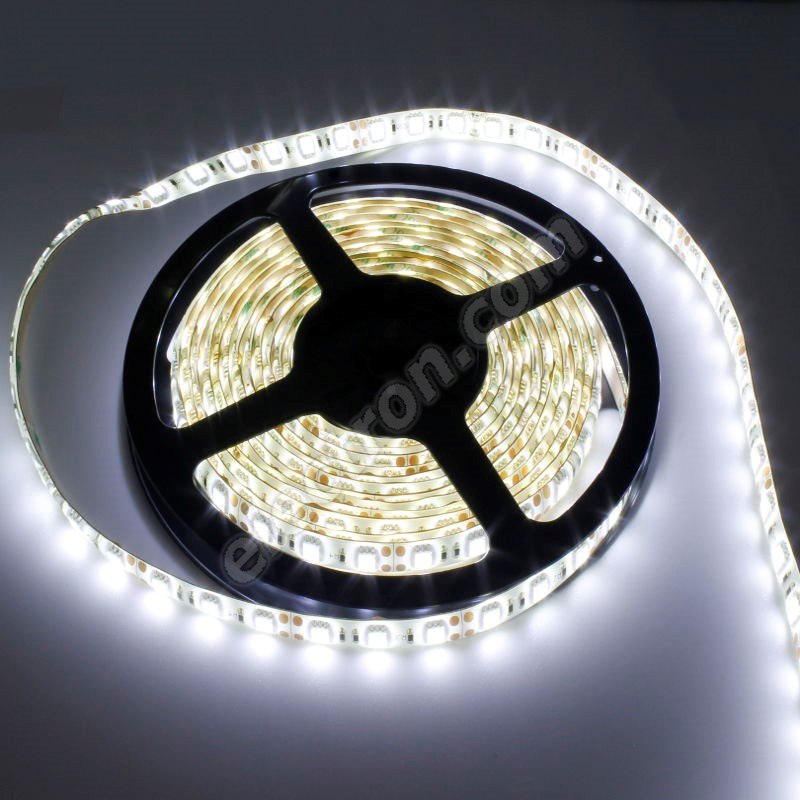 Non-Waterproof LED Strip 2835 Cool White - STRF 2835-120-CW - 1 meter length