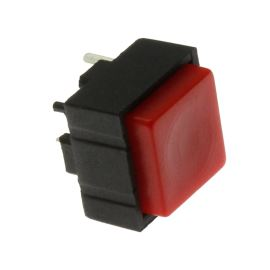 Pushbutton Switch Jietong PBS-18B RED