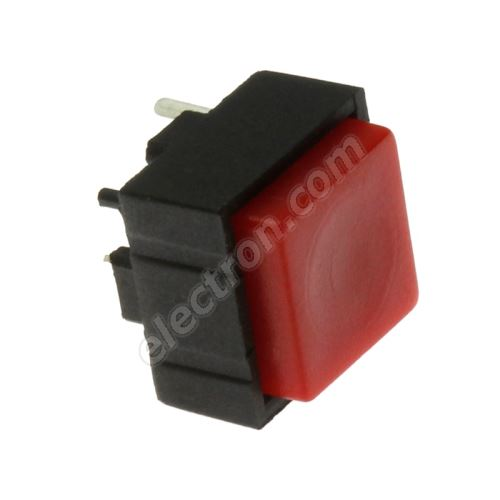 Pushbutton Switch Jietong PBS-18B RED