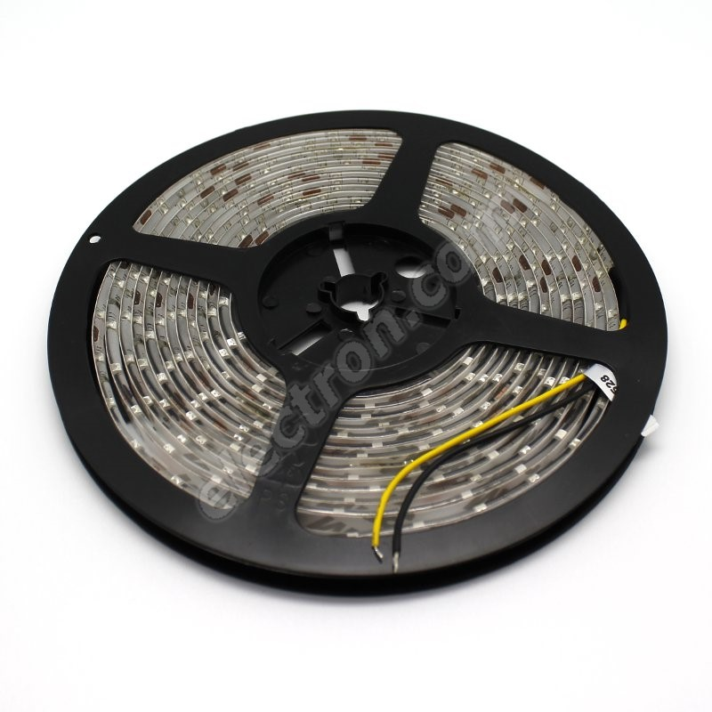 Waterproof LED Strip 3528 Yellow - STRF 3528-60-Y-IP65 - 1 meter length
