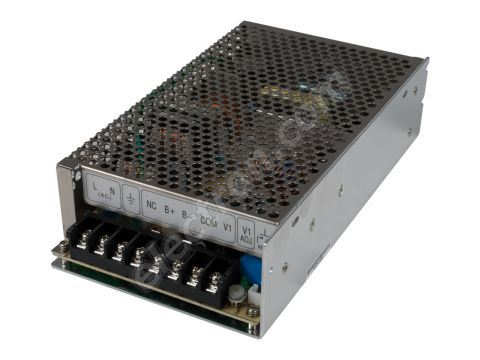 13.8V DC Switching Power Supply with Charger 13.3V Mean Well AD-155A