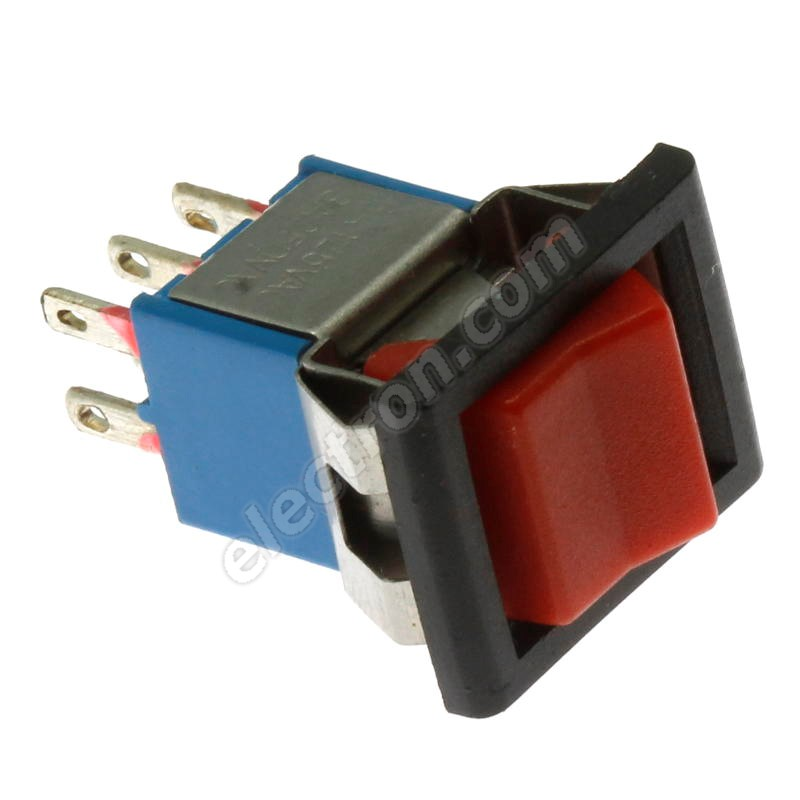 Rocker Switch Jietong RLS-202-E5