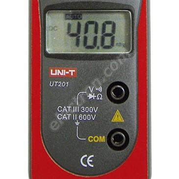 Digital Clamp Multimeter UNI-T UT201