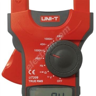 Digital Clamp Multimeter UNI-T UT209