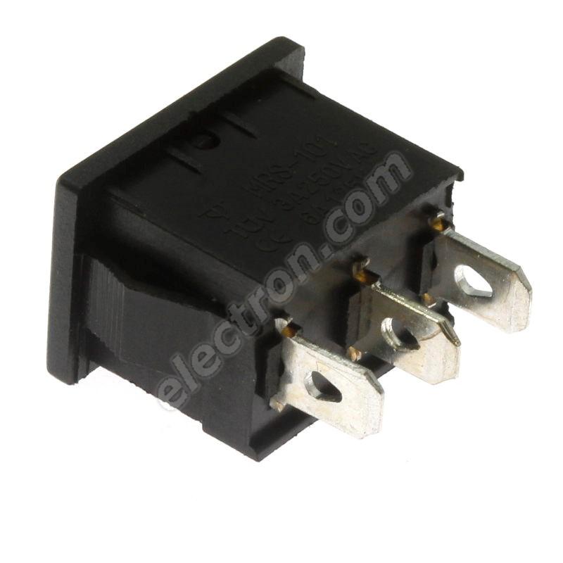 Rocker Switch Jietong MRS-103-2C1-B/B
