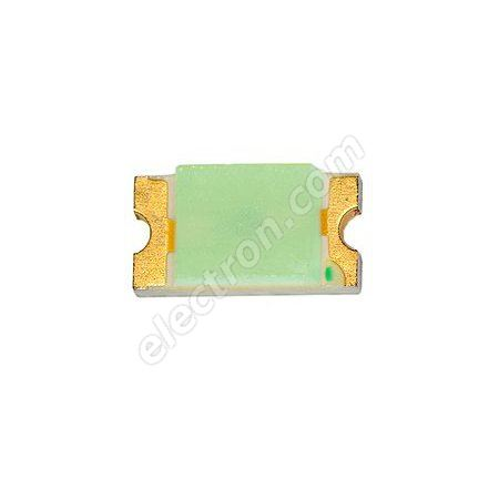 LED SMD vel. 0603 Green Color 50mcd/130° Hebei 0603KGCT