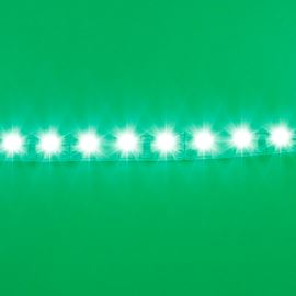 Non-Waterproof LED Strip 3528 Green - STRF 3528-120-G - 1 meter length