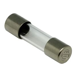Glass Fuse F (Fast Acting) - SIBA 179 020-0,125 A