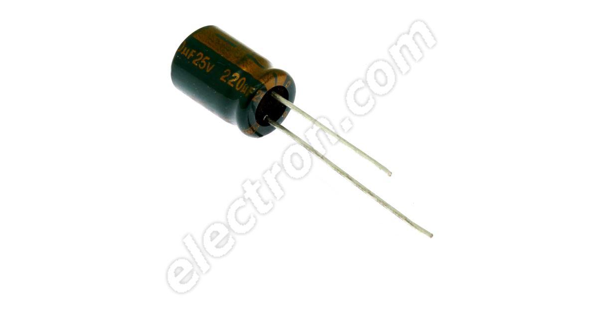 105 Degree Max Temp 22 /µF Capacitance 20/% Tolerance 350V Inc. Radial Lead NTE Electronics VHT22M350 Series VHT Aluminum Electrolytic Capacitor