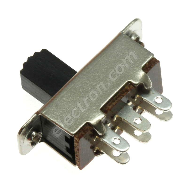 Slide Switch Ninigi SS4022P2W