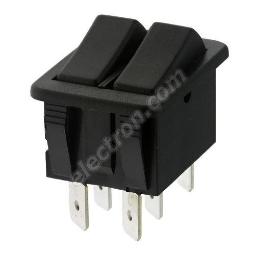 Rocker Switch Arcolectric C151TABAAA