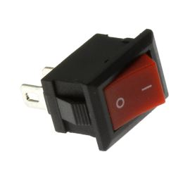 Rocker Switch Jietong SMRS-101-1C3-R/B