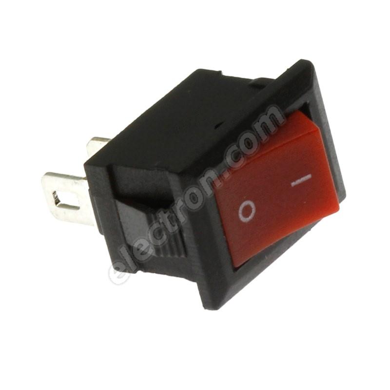 Rocker Switch Jietong SMRS-101-1C3-R/B
