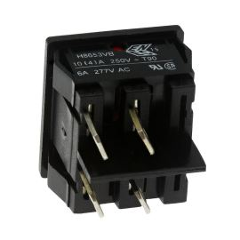 Rocker Switch Arcolectric H8653VBNBO