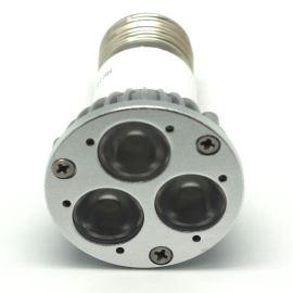 LED Bulb MR16 3W (3x1W) Warm White Color E27/230V Hebei MR16-3x1W-W3-E27
