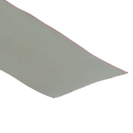Flat ribbon cable AWG28 36 pin Grey Color