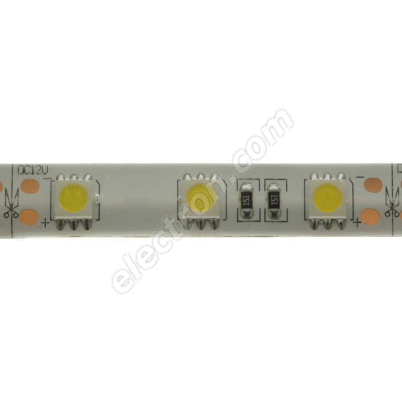 Waterproof LED Strip 5050 Red - STRF 5050-60-R-IP65 - 1 meter length