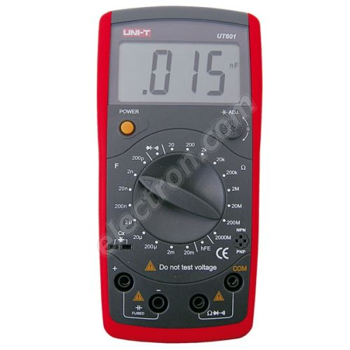 Digital multimeter (RC) UNI-T UT601
