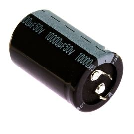 Electrolytic Capacitor Snap-in E 10000uF/50V 30x45 RM10 85°C Jamicon LPW103M1HP45M