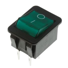 Rocker Switch Arcolectric C1553ABNAB