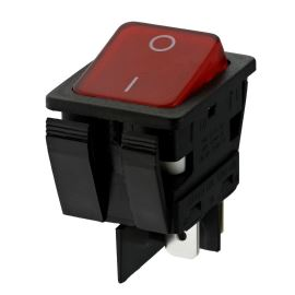 Rocker Switch Arcolectric C6053ALNAE