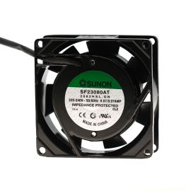 AC Fan 80x80x25mm 230V AC/70mA 29dB SUNON SF23080AT-2082HSL.GN