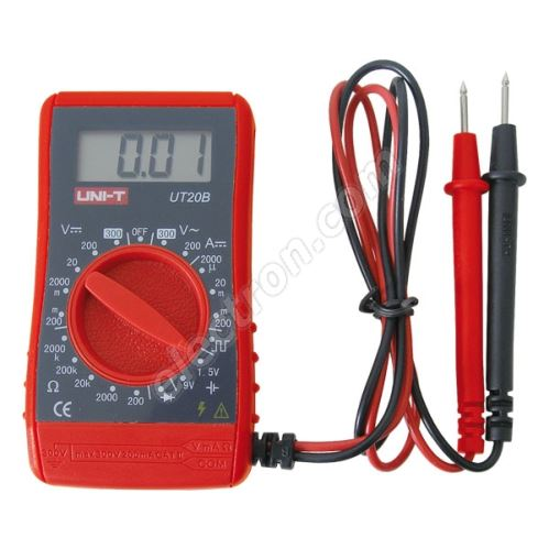 Digital multimeter UNI-T UT20B