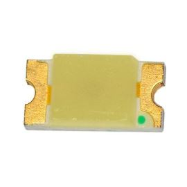 LED SMD vel. 1206 Yellow (Amber) Color 120mcd/130° Hebei 1206KYCT