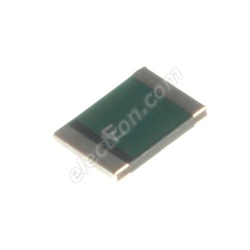 PTC Resettable Fuse 0.14A 60V SMD 1812 Ece ERFSD0146000Z